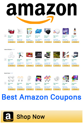 Best Amazon Coupons